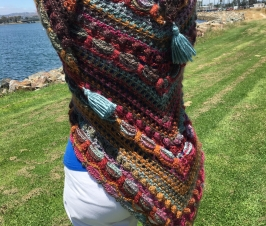 I'd love to create a shawl for you—order right now!